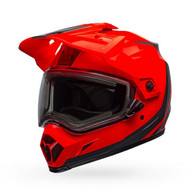 Bell MX-9 Adventure Switchback Electric Shield Snow Helmet