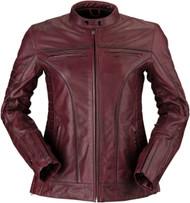 Z1R 410 Womens Leather Jacket