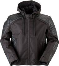 Z1R Conqueror Mens Leather Jacket