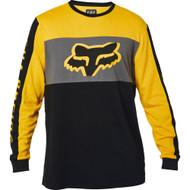 Fox Racing Pinned Mens Long Sleeve T-Shirt