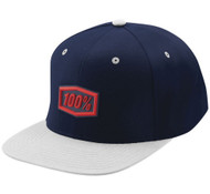 100% Enterprise Snapback Hat