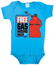 Smooth Industries Free Gas Infant MX Romper