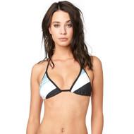Fox Racing Kingsport Womens Triangle Bikini Top