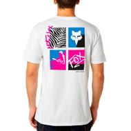 Fox Racing Vegas Heritage Mens Short Sleeve Premium T-Shirt