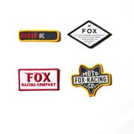Fox Racing Custom Patch Pack