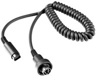 J&M Z-Series Lower Section 8-pin Headset Connection Cord For 6-pin Audio System