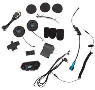 J&M Elite BT-04 Series Bluetooth Headset w/Large-Diameter Speakers