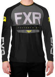 FXR Helium-X Tech Mens Long Sleeve Base Layer Top