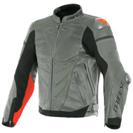 Dainese Super Race Mens Perforated Leather Jacket