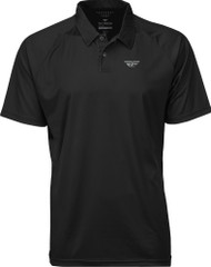 Fly Racing Polo Mens Short Sleeve Shirt