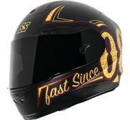 Speed & Strength SS5100 Fast Life Motorcycle Helmet