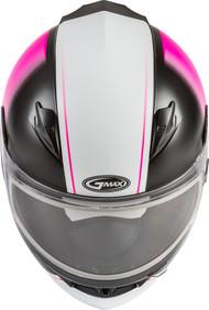 GMAX GM-49Y Hail Youth Snow Helmet w/Dual Pane Shield