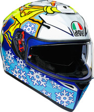 AGV K3 SV Winter Test Motorcycle Helmet