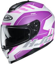 HJC C-70 Koro Motorcycle Helmet