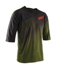 Leatt DBX 3.0 Lines Mens 3/4 Sleeve Bicycle Jersey