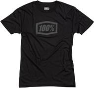 100% Essential Mens Short Sleeve Tech T-Shirt