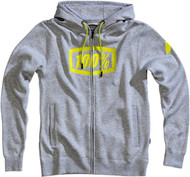 100% Syndicate Mens Zip Up Hoody