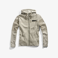 100% Emissary Mens Zip Up Hoody