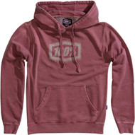 100% Positive Womens Pullover Hoody