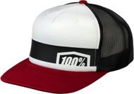 100% Cornerstone Quest Snapback Hat