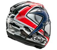 Arai Corsair X Hayden Laguna Motorcycle Helmet