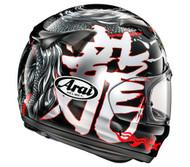 Arai Defiant-X Dragon Motorcycle Helmet