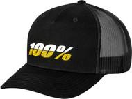 100% League X-Fit Snapback Hat