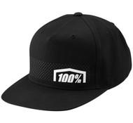 100% Nemesis Youth Snapback Hat
