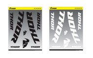 Thor Decal Sheets Bike Trim Sticker Pack