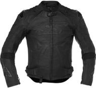 Speed & Strength Revolt Mens Leather Motorcycle Jacket