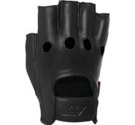 Speed & Strength Half Nelson Fingerless Leather Gloves