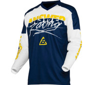 Answer A20 Syncron Pro Glo Youth MX Offroad Jersey