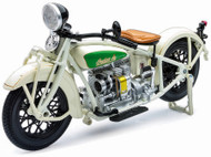 NewRay 1:12 Scale 1930 Indian Chief Motorcycle Toy