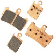 EBC Double-H Sintered HH Brake Pads (FA499/4HH)