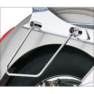 Cobra Saddlebag Support Bars Chrome (02-6225)