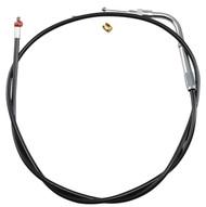 Barnett Black Vinyl Throttle (Pull) Cable Stock Length (101-30-30013)