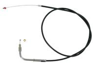 Barnett Black Vinyl Throttle (Pull) Cable Stock Length (101-30-30017)