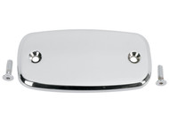 Baron Master Cylinder Covers Smooth Chrome (BA-7681-00)