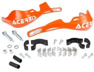 Acerbis Rally Pro Handguards With Mount Kit KTM Orange (2142000237)
