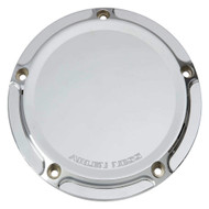 Arlen Ness Ness-Tech Beveled 5-Hole Points Cover Chrome (03-478)