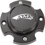 AMS Radial Pro A/T Center Cap Matte Black (0223-0115)