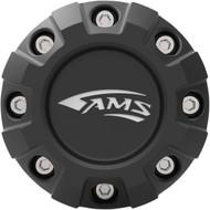 AMS Roll'n 105/Roll'n 106 Center Cap 4/110 Black (0223-0180)