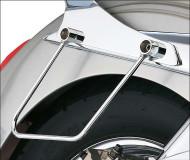 Cobra Saddlebag Support Bars Chrome (02-6150)