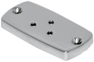 Baron Master Cylinder Cover w/Mount for Subsonic Tach Chrome (BA-7574-00)