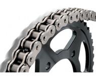 BikeMaster 420 Precision Roller Chain 108 Links Natural (420 X 108)