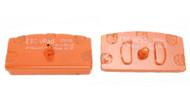 EBC Semi Sintered V Brake Pads (FA22V)