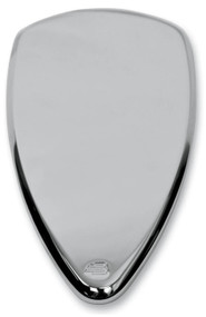 Baron Big Air Kit Replacement Cover Smooth Chrome (BA-2800-00)
