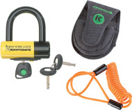 Kryptonite New York Liberty Disc Lock for Motorcycle/Bicycle (998457)