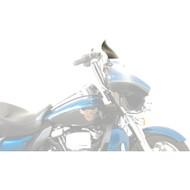 "Klock Werks Flare Windshield 6.5"" Black (KW05-01-0200)"