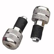 K&S Anti-Vibration Bar Ends Silver (15-6002)